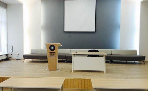 Mokymų centro baldai