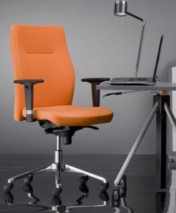 Biuro kėdė sustiprintu mechanizmu || darbo kėdė žmonėms su viršvoriu || kėdė iki 150 kg || biuro kėdė XXL