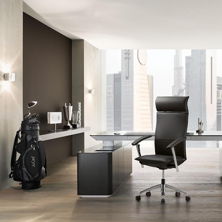 Vadovų biuro baldai || Vildika || Kėdžių centras