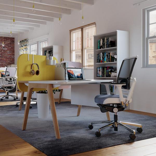 Ergonominiai biuro baldai || Vildika || Kėdžių centras