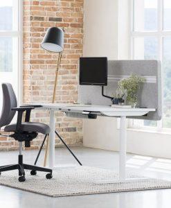 Namu biuras ergonominiai baldai