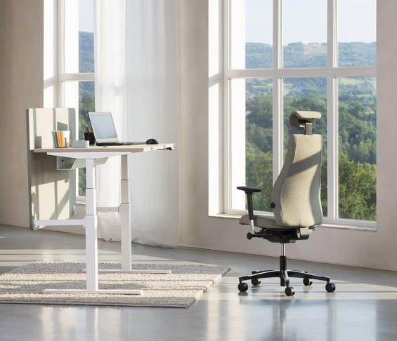 Ergonominė biuro kėdė Kėdžių cetras