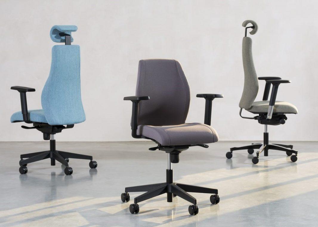 Patogi darbo biuro kėdė