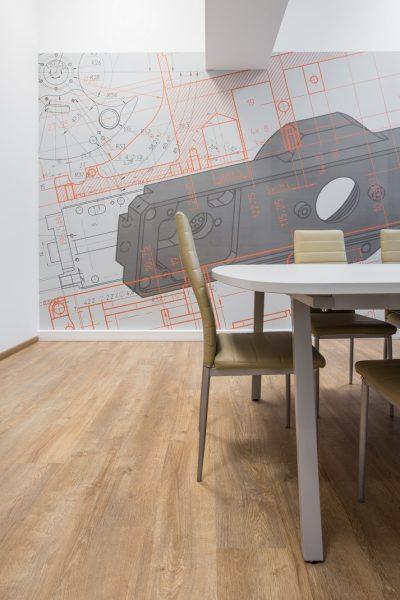 Posėdžių kambario baldai Vildika