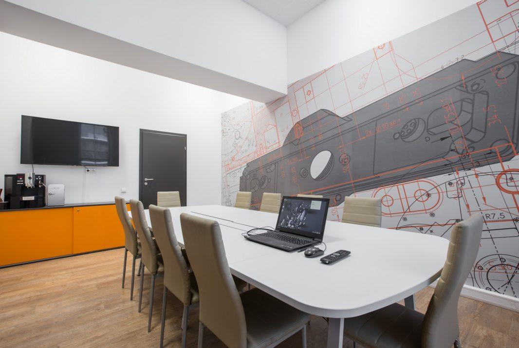 Konferencijų kambarys Vildika