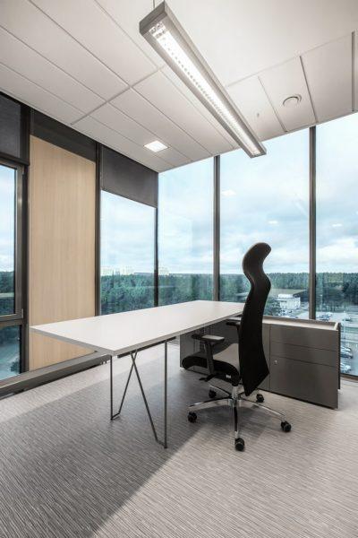 Biuro baldų gamyba Vildika