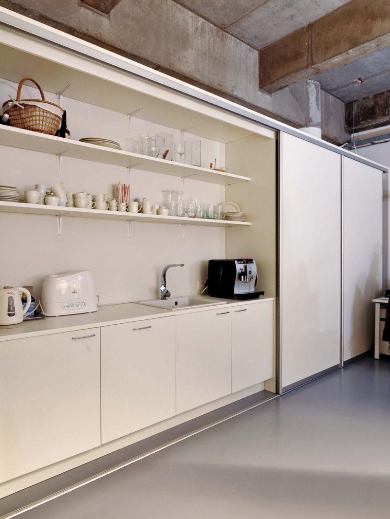 biuro virtuvėlė