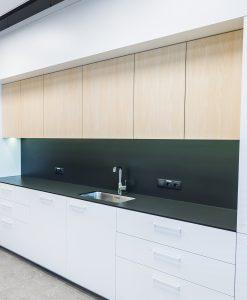 Biuro virtuvė