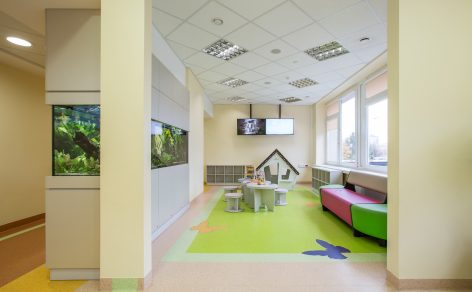 Medicinos įstaigų baldai