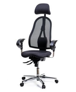Darbo kėdė su pogalviu