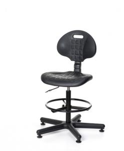 Kėdė gamybai || Specialios paskirties darbo kėdė || Kėdė su pakoju || Kėdė labaratorojoms || Kėdžių centras
