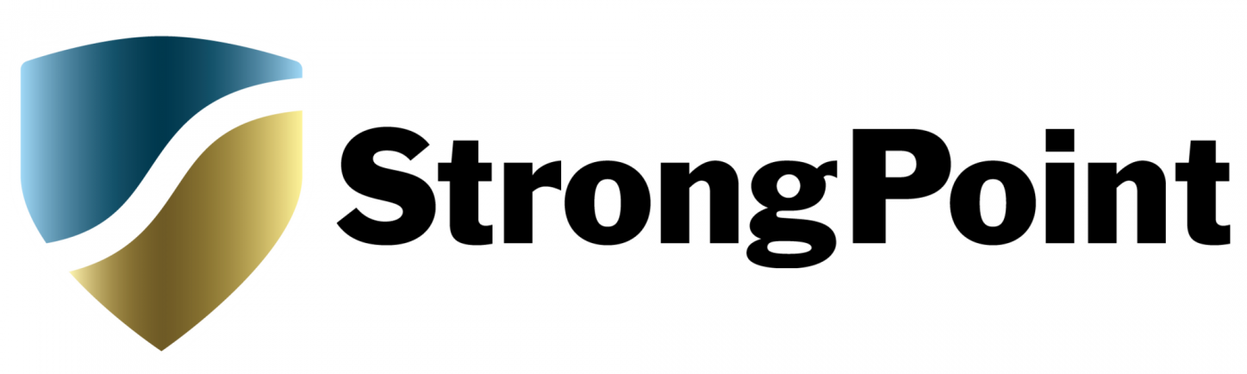 strong point logo